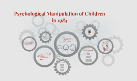 Psychological Manipulation in 1984