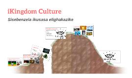 iKingdom Culture