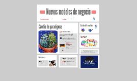 Modelos de negocio de medios digitales