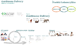 Continuous Delivery - Highway to Production