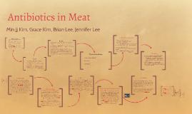 Antibiotics & Meat