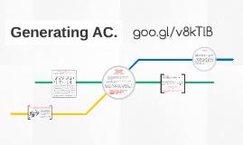 Generating AC.