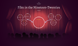 Film in the Nineteen-Twenties