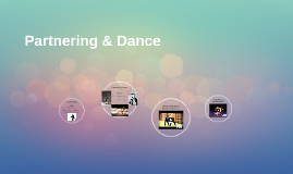 Partnering & Dance