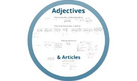Adjectives Handout
