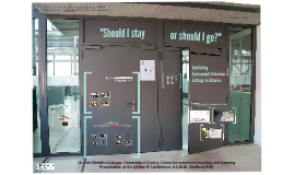 """Should I stay or should I go?"" - Conflicting Environment-Behaviour-Settings in Libraries"