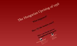 Hungary: 1956