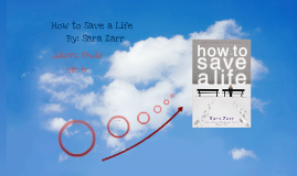 Book Report: how to save a life