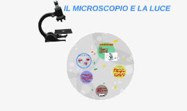 IL MICROSCOPIO E LA LUCE