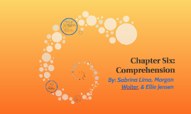 TCH 209; Comprehension