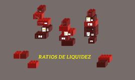 Copy of Ratios de Liquidez