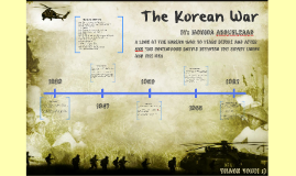 The Korean War: 20 years Before and After