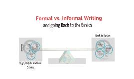 Copy of Formal vs. Informal Writing (1106)