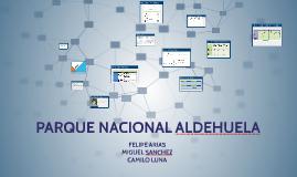 Copy of PARQUE NACIONAL ALDEHUELA