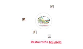 Restaurante Aquarela