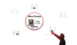 Copy of Copy of Mina Tintaya