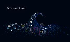 Copy of Copy of Newton's Laws