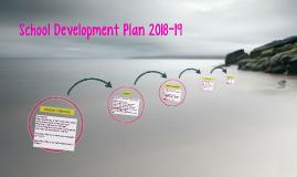School Development Plan 2016-17