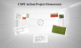 CSPE Action Project Democracy