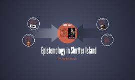 Episyomlogy in Shutter Island