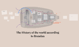 The History of the world according to Brendan