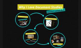 Why I Love Document