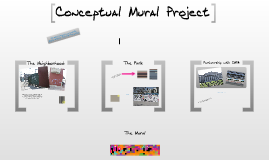 Conceptual Mural