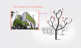 La Escuela de Arte de Galletas: My Dream School