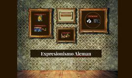 Expresionismo Aleman