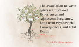 The Association Between Adverse Childhood Experiences and Ad