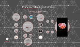 Pancreatitis Aguda Biliar