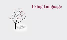 Using Language