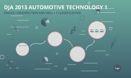 DJA 2013 AUTOMOTIVE TECHNOLOGY 1
