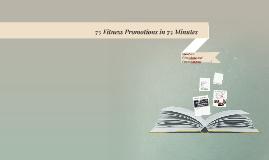 Copy of Fitness & Health Promotion Program
