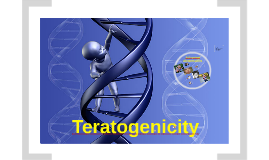 Copy of teratogenecity