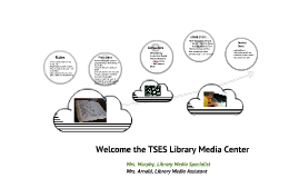 Copy of Copy of Elementary Library Orientation