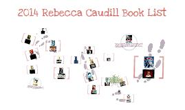 2014 Rebecca Caudill Book List