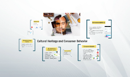 Cultural Heritage and Consumer Behavior