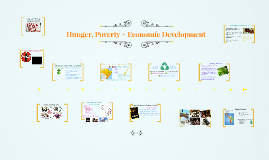 Hunger, Poverty + Economic Development