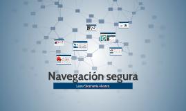 Copy of Navegación segura