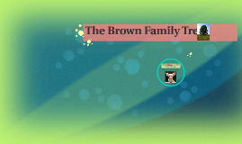 The Brown Family Tree