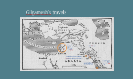 Gilgamesh map project v.2