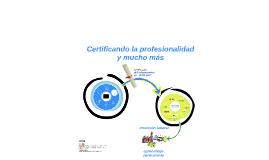 certificando la profesionalidad y mucho más