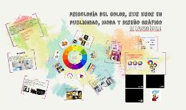 02 Psicologia del color, sus usos en publicidad, Moda y Diseño