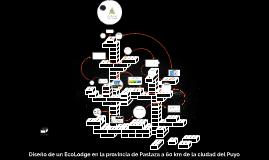 Diseño de una EcoLodge en la provincia de Pastaza a 44 km de