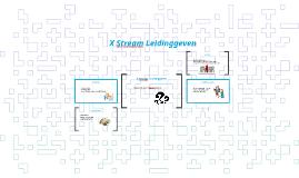 X Stream - Leidinggeven