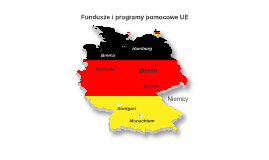 Fundusze i programy pomocowe UE