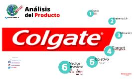 Copy of Análisis del producto Colgate