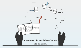 Fronteras de posibilidades de producción.