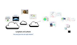 Latitude and Longitude (6.25.2012)